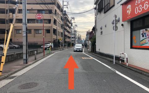 蒲田から近くて安い東六郷2-1-7駐車場