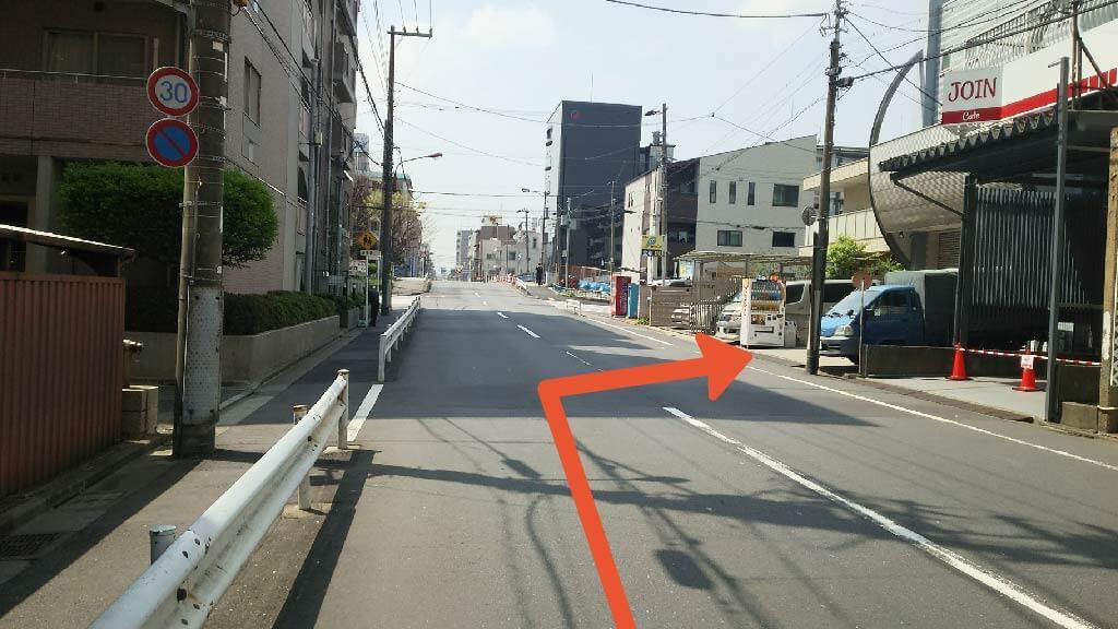 錦糸町から近くて安い《平日》杉浦段ボール駐車場