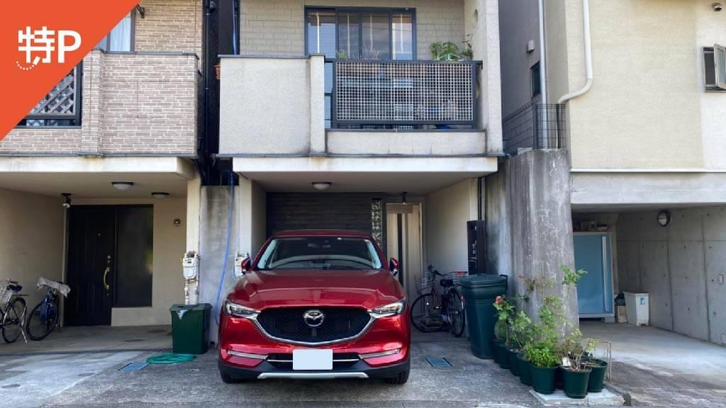 大崎から近くて安い西五反田6-17-4駐車場