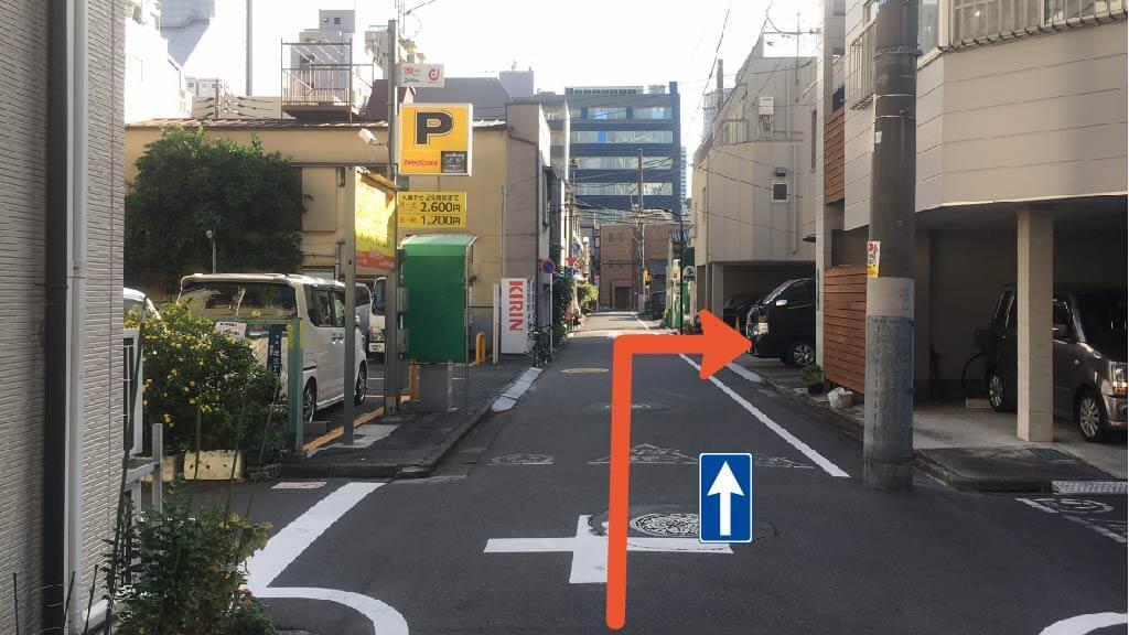 東京タワーから近くて安い【芝公園】港区芝3-26-4駐車場