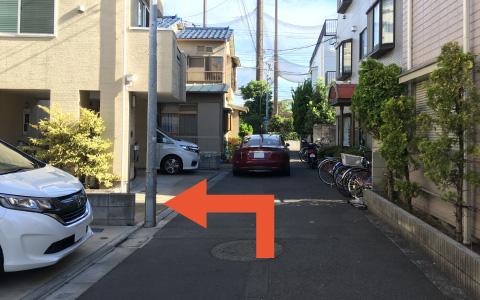 羽田空港から近くて安い東糀谷1-20-4駐車場