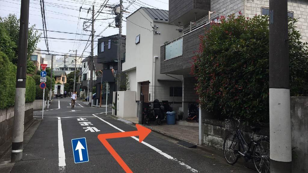 駒沢オリンピック公園から近くて安い《軽・コンパクト》東が丘2-13-17駐車場
