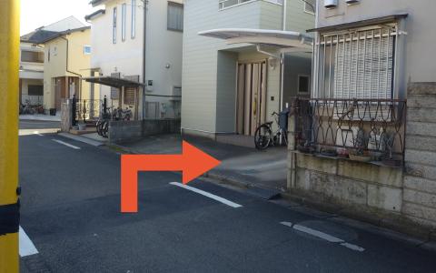 多磨霊園から近くて安い多磨町2-5-26駐車場