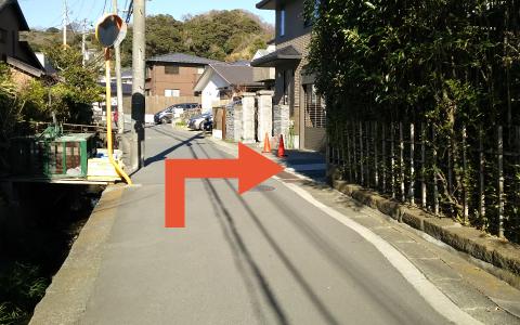 小町通りから近くて安い【鎌倉観光】扇ガ谷2-9-4駐車場