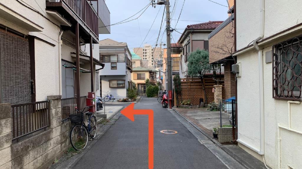 蒲田から近くて安い【A】※高さ制限あり※蒲田本町1-12-12駐車場